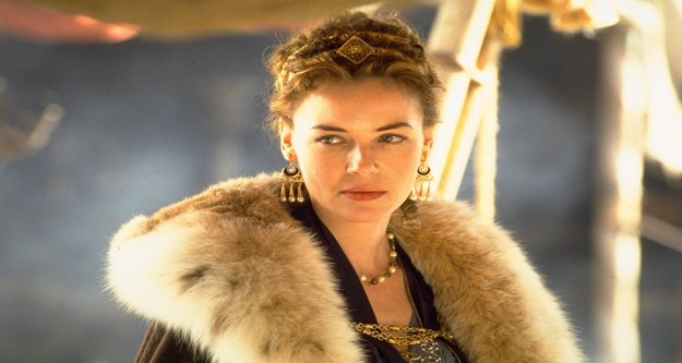Ünlü oyuncu Connie Nielsen Antalya'ya geliyor