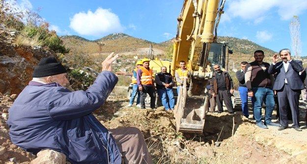 Akseki'ye 28 kilometrelik kanalizasyon