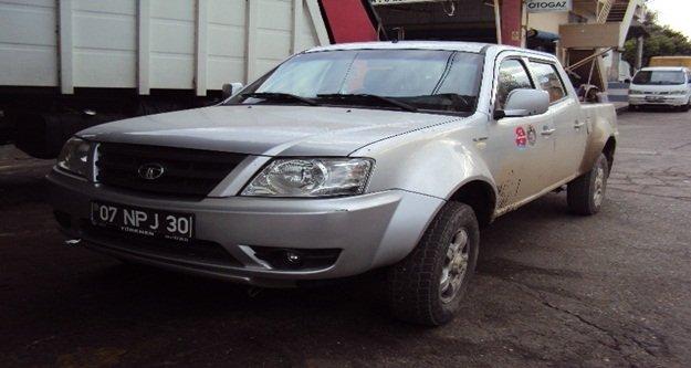 Alanya Belediyesi'nden satılık araçlar