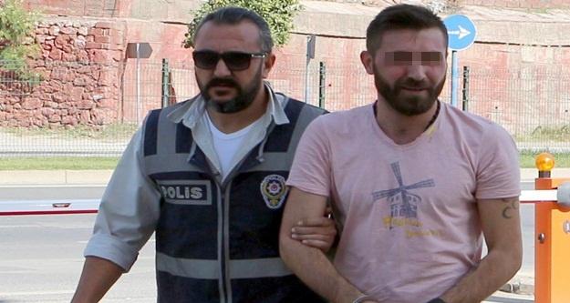 Alanya'da 5 ayrı suçtan aranan şüpheli tutuklandı