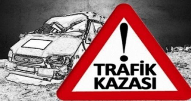 Alanya'da kaza: 1 yaralı var