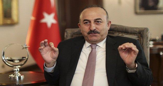 Alanyalı Çavuşoğlu'ndan kritik 'ABD' uyarısı
