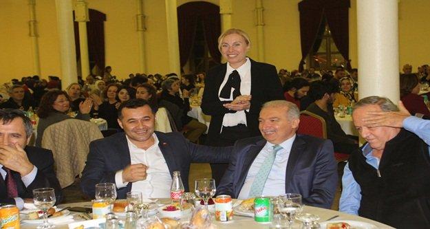 Alanyalılar İstanbul'da buluştu