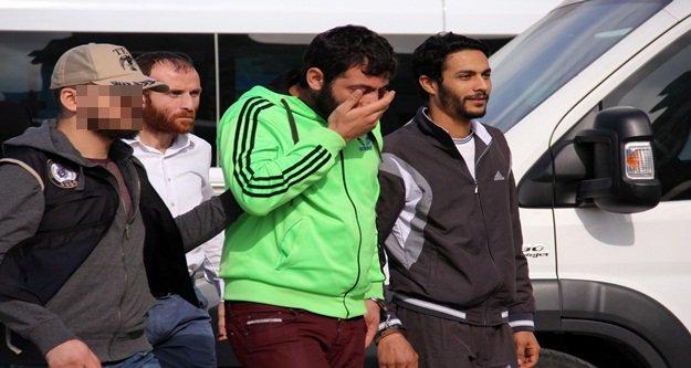 Antalya'daki DEAŞ operasyonuna 3 tutuklama