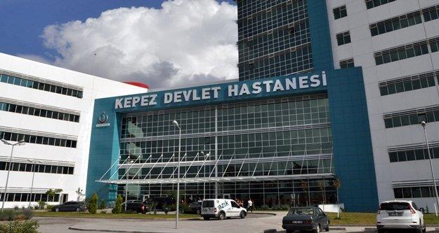 Antalya'ya 75 milyon liralık 'Akıllı Hastane' yatırımı