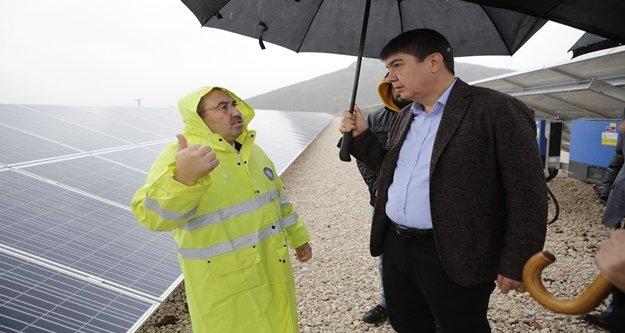Başkan Türel'den yatırım turu