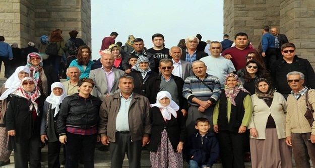 Büyükşehir'den anlamlı gezi