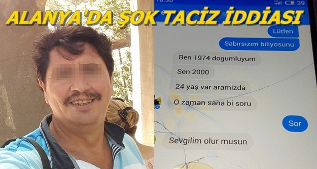 Din dersi öğretmeni tacizden tutuklandı
