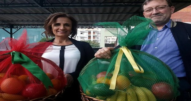 Erdoğan'a Alanya paketi gönderdi
