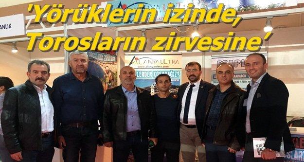 İstanbul'da dev Alanya tanıtımı