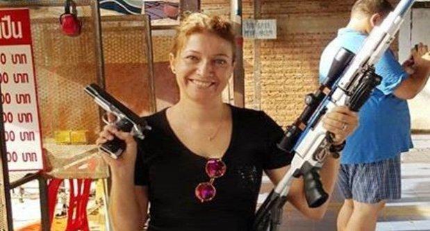 Kocasının yakarak öldürdüğü kadının cenazesi memleketine gönderildi