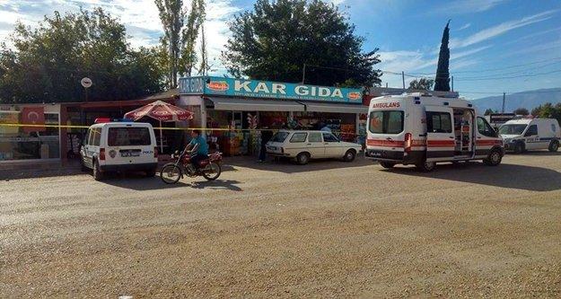 Kumluca'daki cinayetin zanlısı teslim oldu