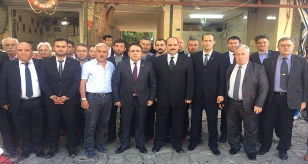 MHP'li Aksoy'dan teşkilatlara net mesaj