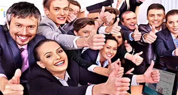 Mutlu çalışan şirketinin başarısını arttırıyor