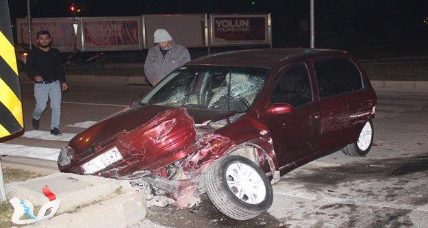 Trafik kazasında sürücü bilmecesi