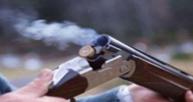 Tüfekle 1 kişiyi yaralayan şüpheli teslim oldu