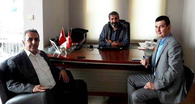 Türkdoğan'dan Alanya Adres'e ziyaret
