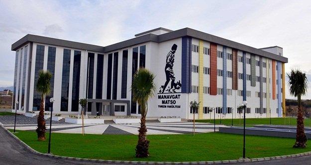 Turizm Fakültesi 10 Aralık'ta açılıyor