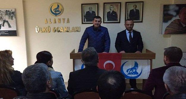 Türkdoğan'dan hayırlı olsun ziyareti