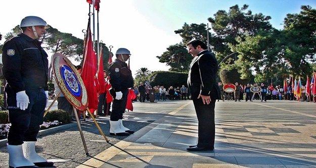 Ulu Önder Atatürk törenlerle anılacak