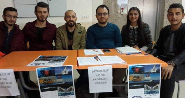 ALKÜ Denizcilik Kulübü kayıtlara başladı