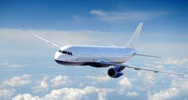 Havayoluyla gelen yolcu sayısı azaldı