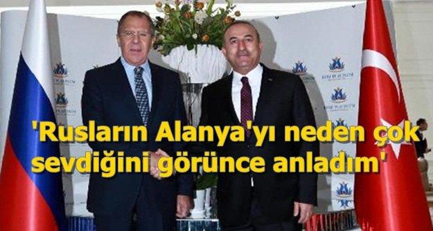 Lavrov ve Çavuşoğlu'ndan önemli açıklamalar
