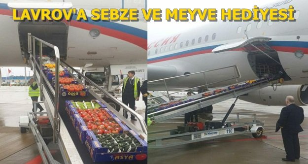 Rusya'ya sebze ihracatı başladı!