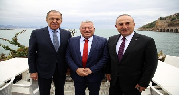 Şahin'in Lavrov'dan kritik talebi