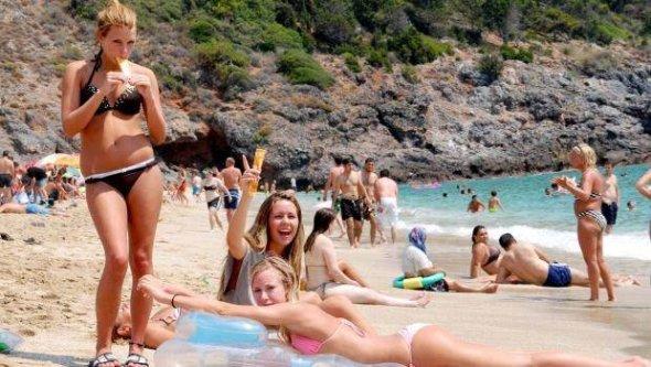 'Türkiye Rus turiste kapatılacak mı?'