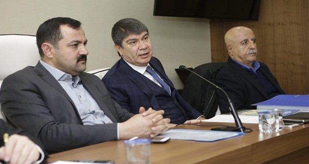 AK Parti ve MHP grupları yeni odalarında toplandı