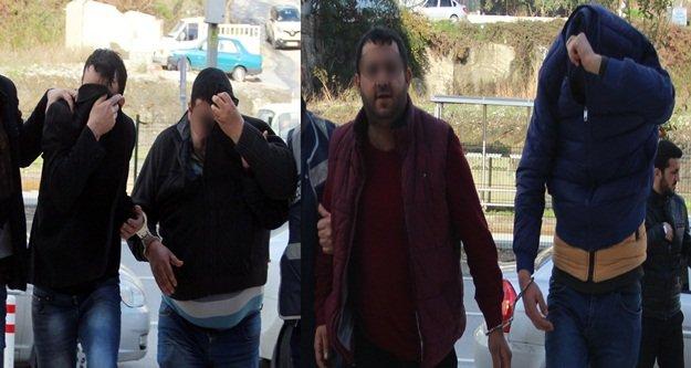 Alanya'da fuhuş operasyonu: 3 gözaltı