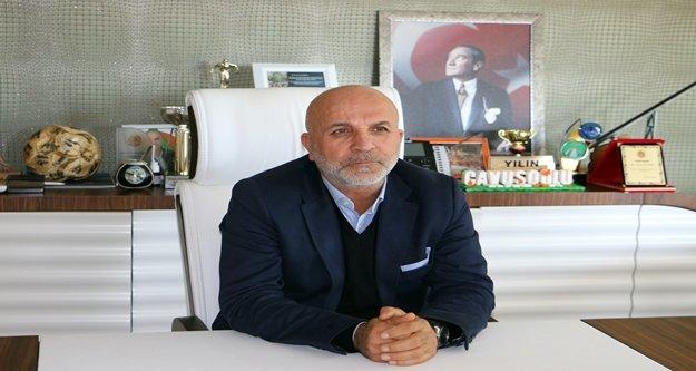 Başkan Çavuşoğlu 'Gazeteciler Günü'nü kutladı'