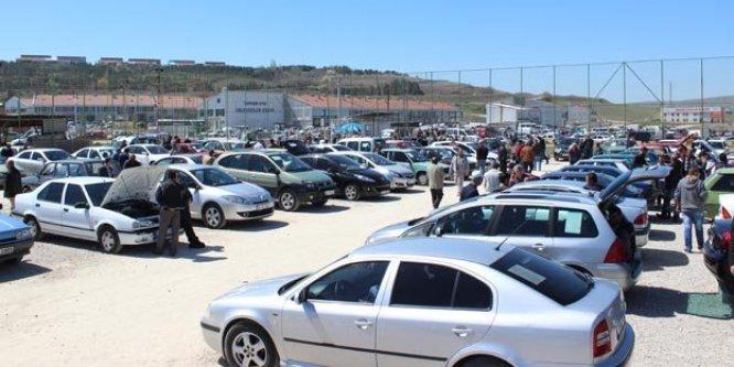 İşte Antalya'nın araç profili
