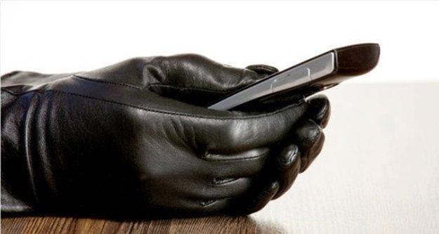 Telefon dolandırıcıları suçüstü yakalandı
