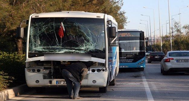Zincirleme kazada: 9 yaralı