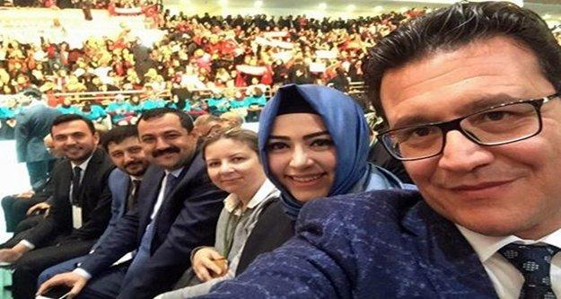 Alanyalı siyasiler Ankara'da buluştu
