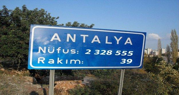 Antalya'nın en hızlı büyüyen ilçesi oldu