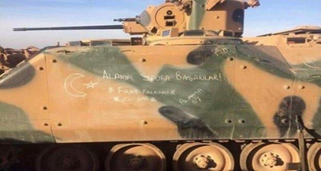 EL-BAB#039;dan Alanyaspor#039;a duygulandıran mesaj