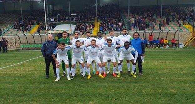 Kestelspor'dan kritik puan kaybı