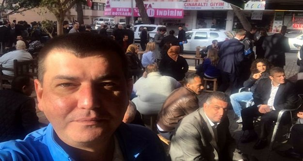 MHP'den 400 kişilik Antalya çıkarması