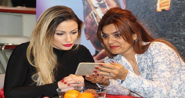 Sırp pop star klibini Alanya'da çekecek
