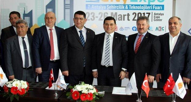 Türkiye'nin en büyük belediyecilik fuarı başlıyor