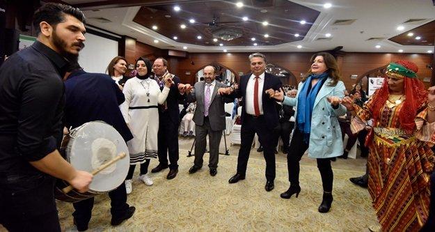 Yörükler türkülerle buluştu