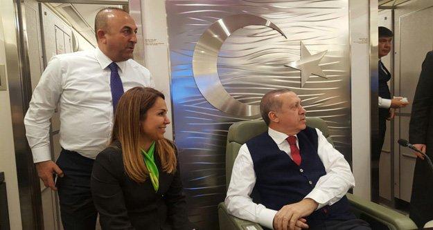 Erdoğan'dan turizme sevindirici haber