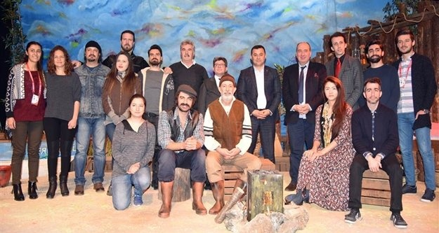 Alanya Belediye Tiyatrosu rekor kırdı