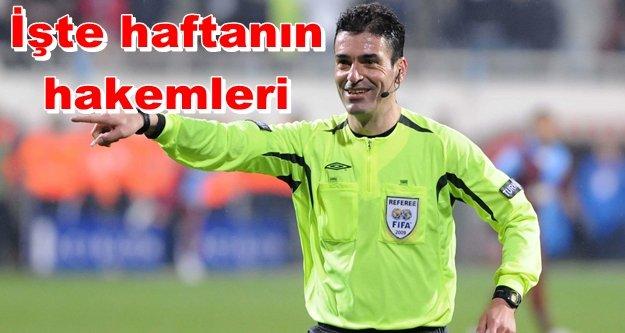 Alanyaspor Osmanlıspor maçının hakemi açıklandı