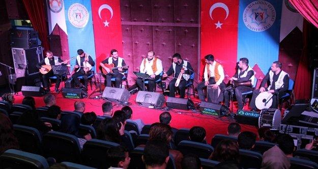 ALKÜ'de Halk Müziği rüzgarı