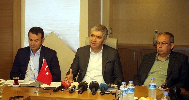 Antalya ihracatta 500 miyon Doları aştı