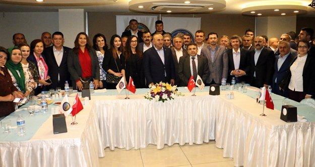 Bakan Çavuşoğlu: Krize rağmen 2.9 büyüdük